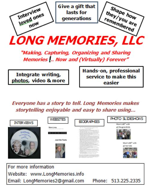 Long Memories brochure 2015-05-27