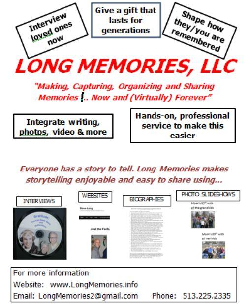 Long Memories brochure 2015-05-27